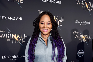 Lalah Hathaway World Premier Of Disney's 'A Wrinkle In Time'