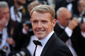 Lambert Wilson 70th Anniversary Red Carpet Arrivals - The 70th Annual Cannes Film Festival