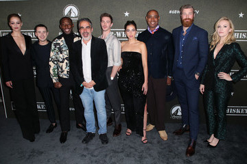 "Lamont Thompson Roberto Benabib Premiere Of Paramount Pictures' ""68 Whiskey"" - Arrivals"