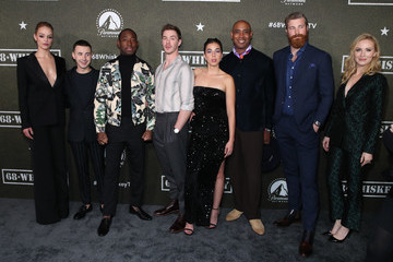 """Lamont Thompson Premiere Of Paramount Pictures' """"68 Whiskey"""" - Red Carpet"""
