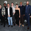 Lamont Thompson Premiere Of Paramount Pictures'