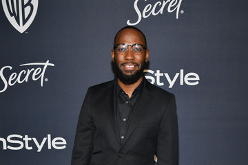 Lamorne Morris 21st Annual Warner Bros. And InStyle Golden Globe After Party - Arrivals