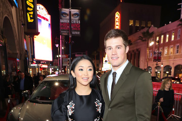 Lana Condor Audi Celebrates 'Patriot's Day' At AFI Fest 2016 Presented By Audi