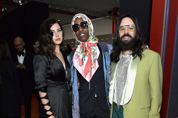Lana Del Rey Alessandro Michele 2018 LACMA Art + Film Gala Honoring Catherine Opie And Guillermo Del Toro Presented By Gucci - Inside
