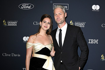 """Lana Del Rey Sean Larkin Pre-GRAMMY Gala and GRAMMY Salute to Industry Icons Honoring Sean """"Diddy"""" Combs - Arrivals"""