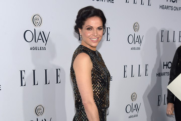 Lana Parrilla ELLE's 6th Annual Women In Television Dinner - Arrivals