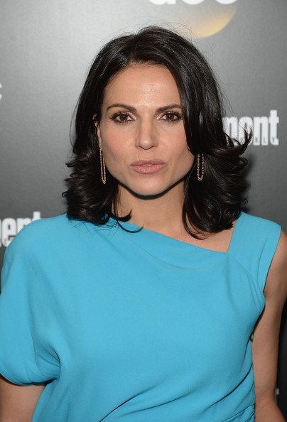 Entertainment Weekly and ABC Lana Parrilla