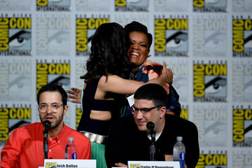 Lana Parrilla The 'Once Upon A Time' Panel at Comic-Con International 2015