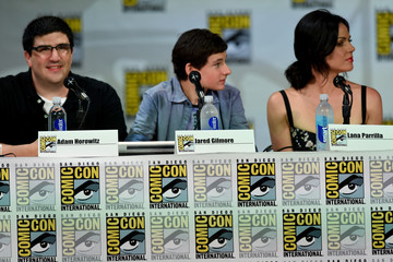 """Lana Parrilla ABC's """"Once Upon A Time"""" Panel - Comic-Con International 2014"""