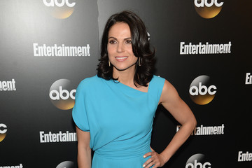 Lana Parrilla Entertainment Weekly and ABC Upfront Celebration