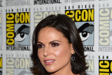 "Lana Parrilla ""Once Upon A Time"" Press Line - Comic-Con International 2013"