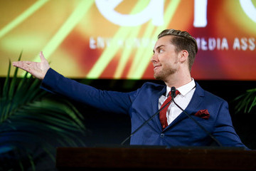 Lance Bass An Alternative View of the Environmental Media Association Hosts Its 25th Annual EMA Awards