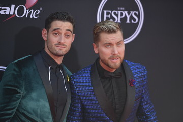 Lance Bass The 2017 ESPYS - Arrivals