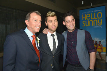 Lance Bass Love Is Love in Greater Fort Lauderdale