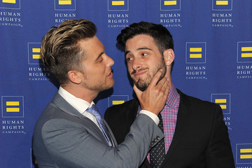 Lance Bass 2015 Human Rights Campaign Los Angeles Gala Dinner - Red Carpet