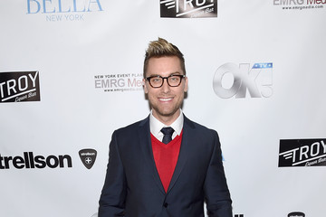 Lance Bass BELLA New York Cover Launch Party