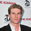 Lance Broadway Arrivals at 'The Iceman' Premiere