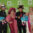Lance Le Pere Bette Midler's Hulaween To Benefit NYC Restoration Project