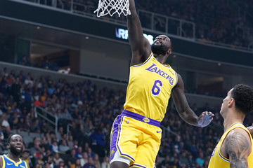 Lance Stephenson Los Angeles Lakers v Golden State Warriors