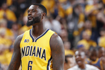 Lance Stephenson Cleveland Cavaliers v Indiana Pacers - Game Three