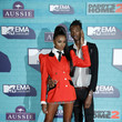 Lancey Foux MTV EMAs 2017 - Red Carpet Arrivals