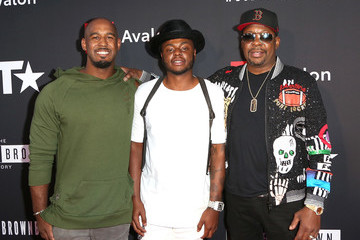 Landon Brown BET And Toyota Presents The Premiere Screening Of 'The Bobby Brown Story'