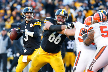Landry Jones Cleveland Browns v Pittsburgh Steelers
