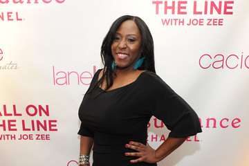 """Qristyl Frazier Lane Bryant Hosts Joe Zee For A Special Viewing Of """"All On The Line"""""""