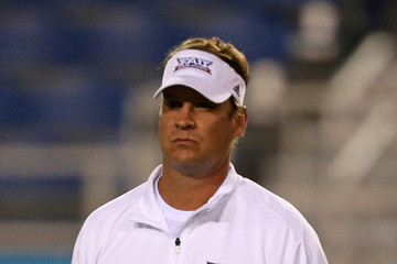Lane Kiffin Florida International v Florida Atlantic