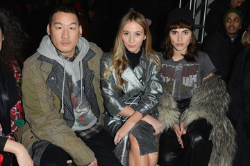 Langley Fox Hemingway 3.1 Phillip Lim - Front Row - Fall 2016 New York Fashion Week