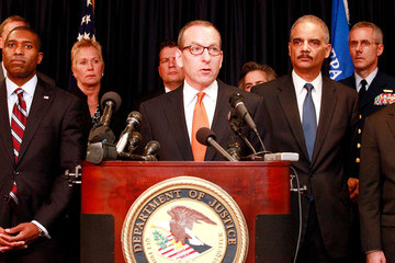 Lanny A. Breuer U.S. Justice Department Announces Settlement With BP Over 2010 Gulf Oil Spill