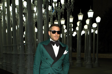 Lapo Elkann Inside the LACMA Art + Film Gala