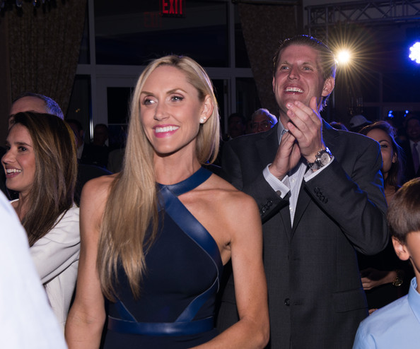 pets eric trump marries lara yunaska