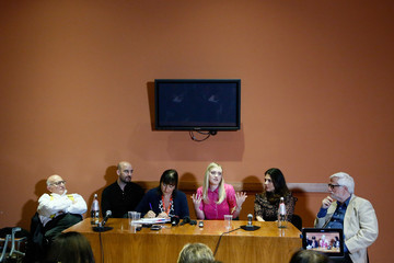 Lara Alameddine 'Please Stand By' Press Conference - 12th Rome Film Fest