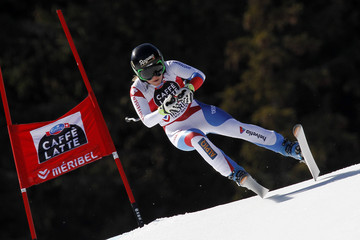 Lara Gut Audi FIS Alpine Ski World Cup: Women's Downhill