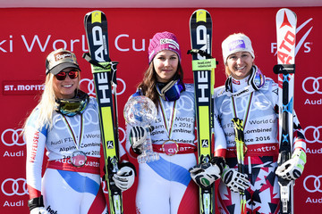 Lara Gut Audi FIS Alpine Ski World Cup - Men's and Women's Team Event