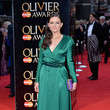 Lara Pulver The Olivier Awards with Mastercard - Red Carpet Arrivals