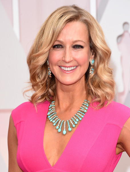 Lara Spencer Pictures - Arrivals at the 87th Annual