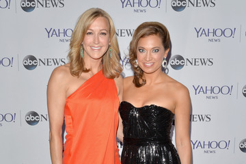 Lara Spencer Ginger Zee Yahoo News/ABCNews Pre-White House Correspondents' Dinner Reception Pre-Party