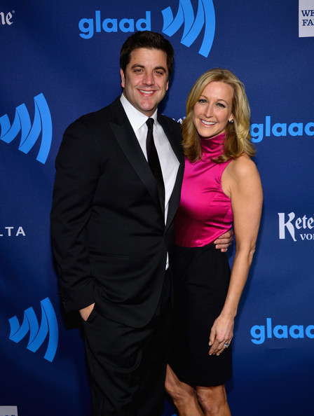Lara Spencer And Josh Elliot Photos Photos Arrivals At