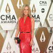 Lara Spencer The 53rd Annual CMA Awards - Arrivals