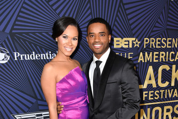 Larenz Tate BET Presents the American Black Film Festival Honors - Red Carpet