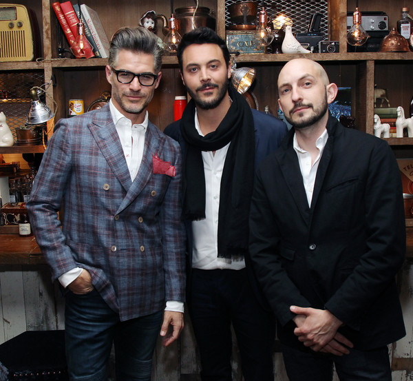 At Large Magazine Dinner in Honor of Cover Star Jack Huston at Elyx House