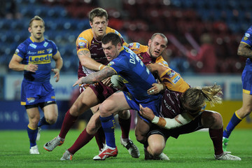 Larne Patrick Huddersfield Giants v Leeds Rhinos - Engage Super League Play Offs