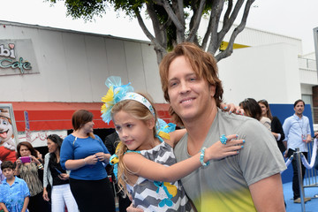 "Larry Birkhead Premiere Of Columbia Pictures' ""Smurfs 2"" - Red Carpet"