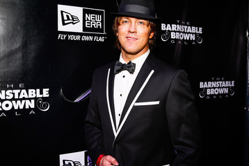 Larry Birkhead New Era Cap At 2013 Barnstable Brown Kentucky Derby Gala