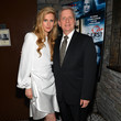Larry Boland Guests at 'The East' Afterparty in NYC