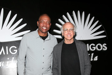 Larry David Celebs Attend the Casamigos Tequila Halloween Party