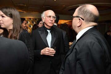 Larry David HBO's Post 2016 Golden Globe Awards Party - Inside