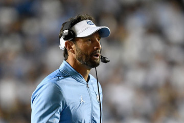 Larry Fedora Virginia Tech v North Carolina